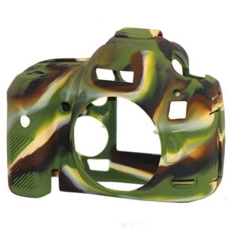 Capa Canon 5d Mark III - Camuflada