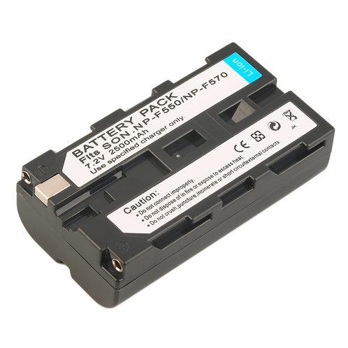 Bateria Sony F550