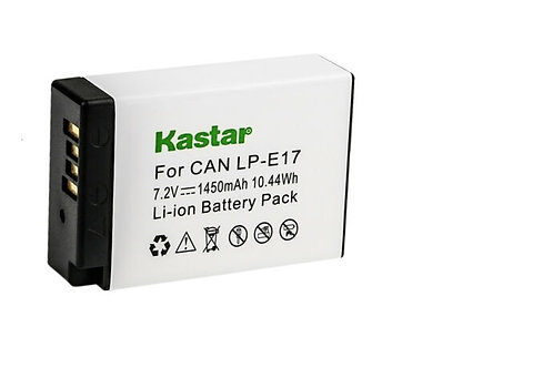 Bateria para Canon E17