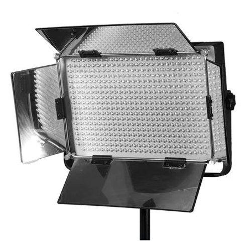 Refletor/Iluminador de 500 LED c/Controle Remoto