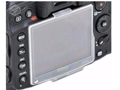 Protetor De Acrílico Para Tela De Lcd - Nikon D700