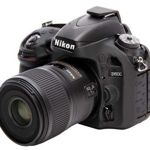 Capa Para Nikon D600 / D610