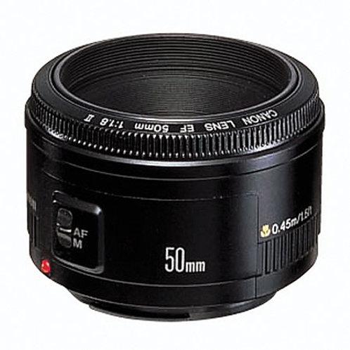 Lente Canon 50mm I.8 SEMI NOVA