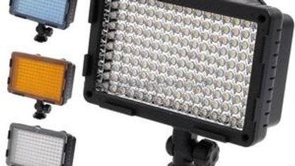 Iluminador de Led 160 Leds