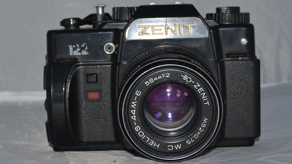 Câmera Analógica Zenit 122