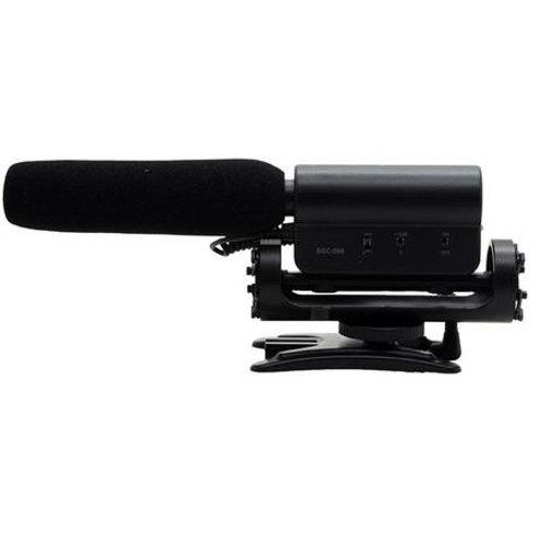 Microfone SGC-598 para Filmadoras e Câmeras DSLR