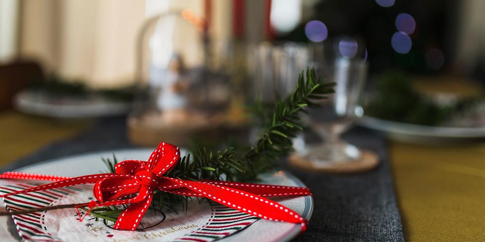 Weihnachts-Überraschungsmenü