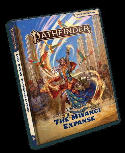 Pathfinder Lost Omens: Mwangi Expanse   2021