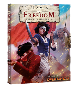 Flames of Freedom | 2021