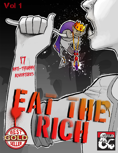 Eat the Rich Volume I | 2019