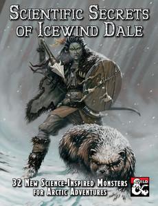 Scientific Secrets of Icewind Dale | 2020