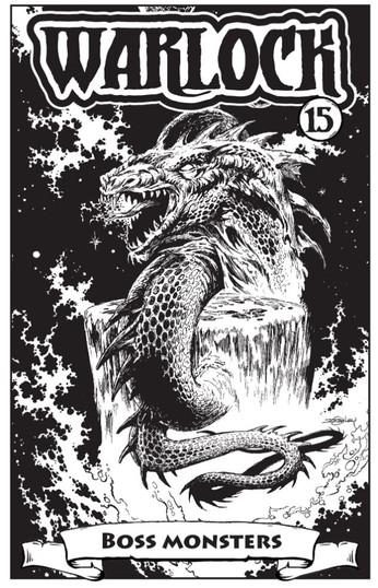 Warlock #15: Boss Monsters   2019