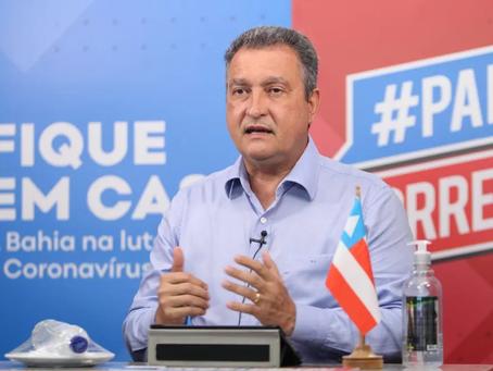 MPF instaura novo inquérito para apurar compra de 600 respiradores pela Bahia