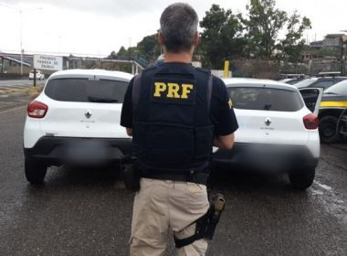 PRF-BA apreende quase 1 mil veículos roubados, furtados e clonados em 2020
