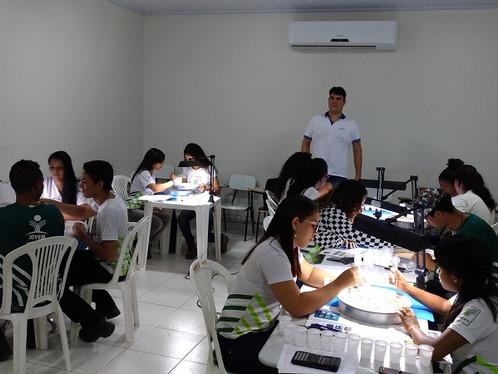 Aiba promove Curso de Classificação de Grãos para Jovens Aprendizes da Fazenda Modelo, em Barreiras