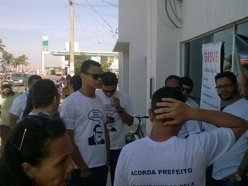 Fiscais de LEM acionam Ministério Público para intervir em greve
