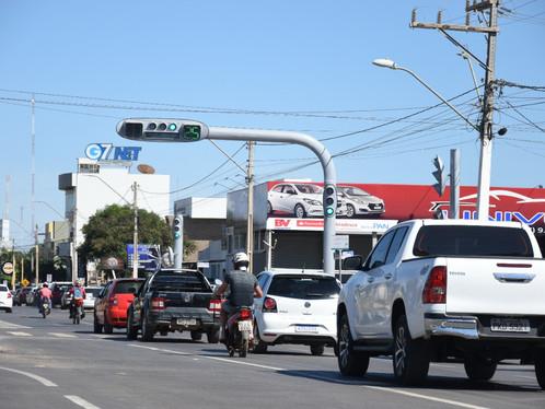Após intervenções no trânsito da Avenida JK, número de acidentes com vítimas diminui em 80%