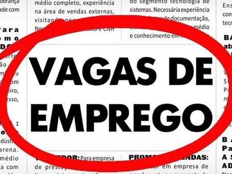 VAGAS DE EMPREGO - LEM