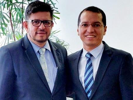 Durante encontro em Brasília, Tito destaca potencial da região Oeste