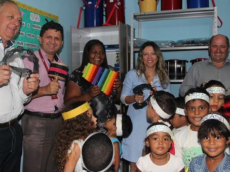 Em Barreiras, o Abrigo dos Idosos e o Instituto PepVida inauguram nova estrutura com apoio do Fundes
