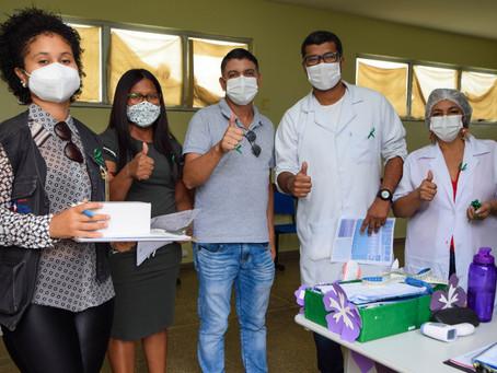 Secretaria de Saúde inicia campanha sobre saúde do trabalhador com foco na pandemia do Covid-19