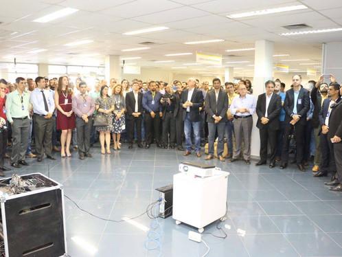 Primeira agência especializada em agronegócio é inaugurada em LEM