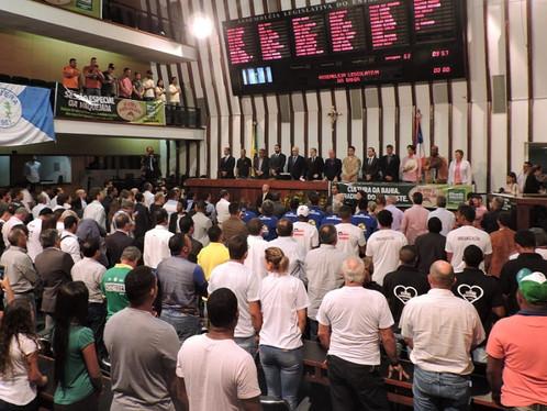 Regulamentação de vaquejada é discutida em Sessão Especial proposta por Eduardo Salles