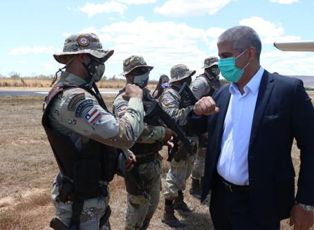 SSP inicia Operação Safra em 12 cidades do Oeste da Bahia