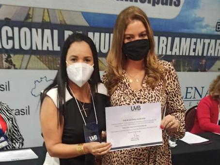 Destaque nacional: Zezília Martins e Daiana Faedo fazem parte de Fórum da Mulher Parlamentar