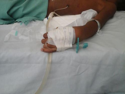 Criança tem rim retirado por engano após cirurgia no H.O, diz tia