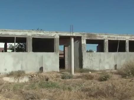 Prefeitura de LEM gastou mais de R$ 3 milhões em obra de escola abandonada