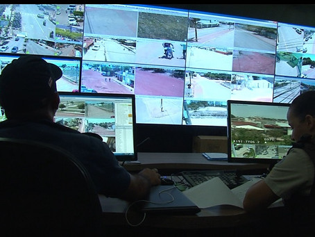 Polícia Militar de LEM terá rádios com monitoramento de imagens das câmeras