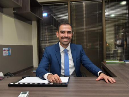 Junior Marabá assume prefeitura com endividamento de R$ 85 milhões