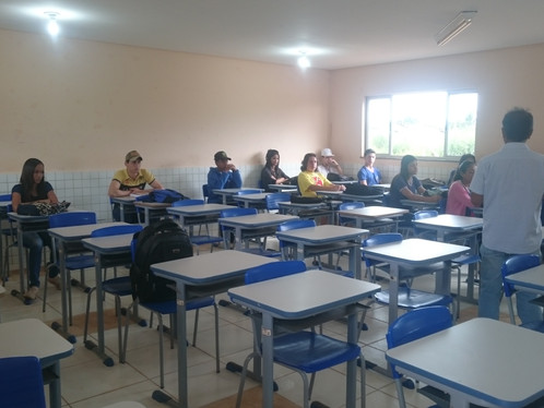 NRE11 reconhece problemas em escola de Roda Velha, mas não dá prazo para resolver situação