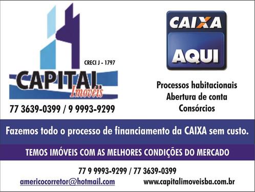 Capital Imóveis - Correspondente da CAIXA