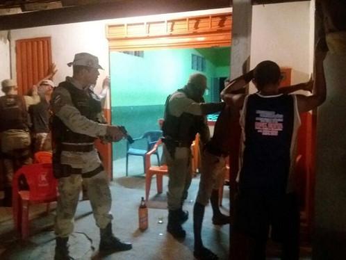 CIPE-CERRADO realiza operação varredura