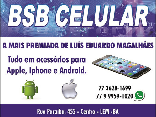 BSB Celular, a mais premiada de Luís Eduardo Magalhães