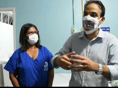 Prefeitura de LEM protocola reserva de 5 mil doses da CoronaVac junto ao Instituto Butantan
