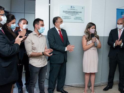 Centro Judiciário de Resolução de Conflitos (CEJUSC), é reinaugurado em Luís Eduardo Magalhães