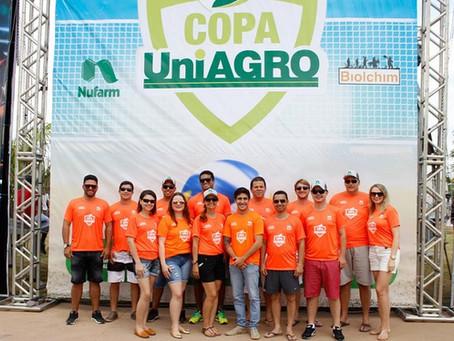 5ª edição da Copa Uniagro é sucesso de público e incentiva o esporte em Luís Eduardo Magalhães
