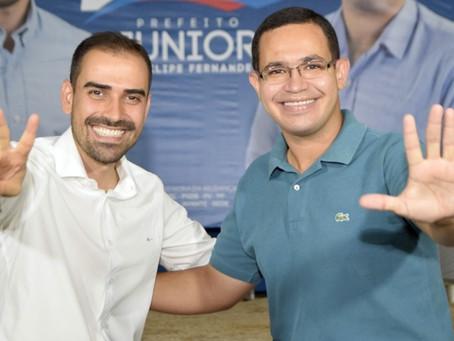 Luís Eduardo Magalhães: diplomação do prefeito eleito Junior Marabá será hoje
