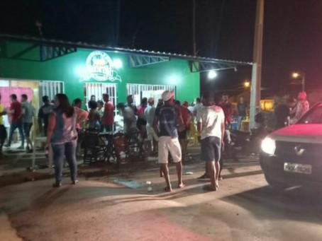LEM: Secretaria de Segurança realiza operação contra festas clandestinas e aglomeração