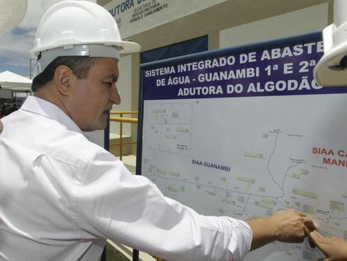 Nova fase da Adutora do Algodão leva segurança hídrica para mais de 45 mil baianos