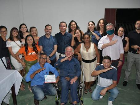 Avante LEM realiza confraternização, com presença do prefeito Junior Marabá e do Deputado Tito