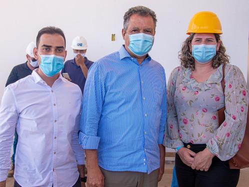 Rui Costa anuncia para janeiro de 2022, funcionamento do Hospital de Luís Eduardo Magalhães