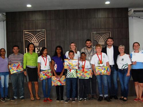 Sindicato Rural de LEM encerra atividades do Programa Despertar e premia estudantes