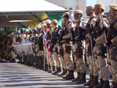 Desfile de 7 de setembro lota Avenida Paraíba em LEM