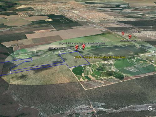Veja onde será o campus da Ufob em LEM
