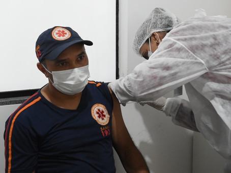 LEM: 1.480 pessoas já foram imunizadas contra Covid-19 no Município