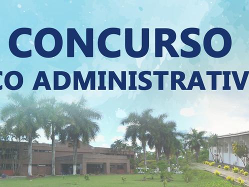 CONCURSO: Universidade baiana abre edital para Técnico administrativo e cargos de nível superior